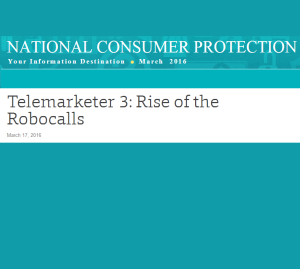 Rise of the Robocalls